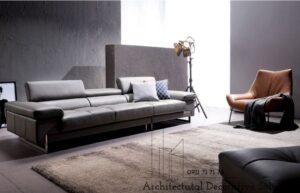 sofa da đẹp cao cấp