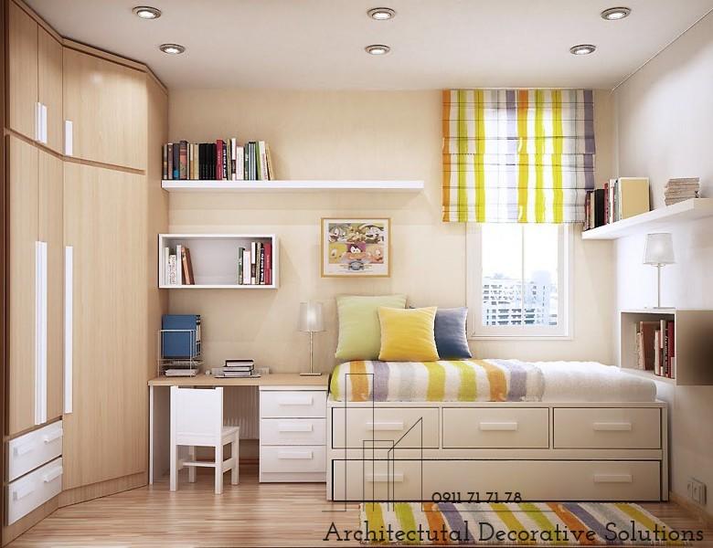 cách trang trí phòng ngủ nhỏ đơn giản mà đẹp