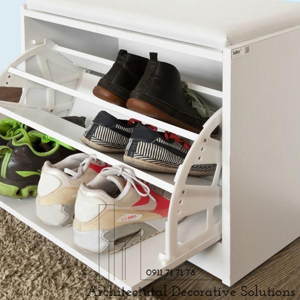 Biến tấu 7 mẫu tủ giày tiết kiệm diện tích