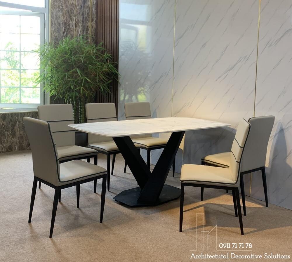 bàn ăn mặt đá , bàn ăn cao cấp, nội thất phòng ăn