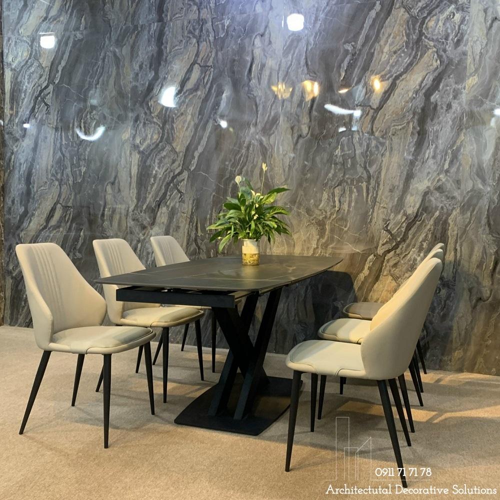 bàn ghế ăn, bàn ăn, bàn xoay thông minh